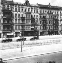 Petersburger Straße, 1935